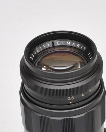 Elmarit M 2.8/90mm zwart
