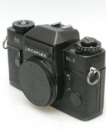 Leicaflex SL2 zwart