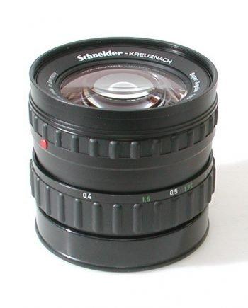 Schneider Super-Angulon 3,5/40mm PQ voor Rollei 6000
