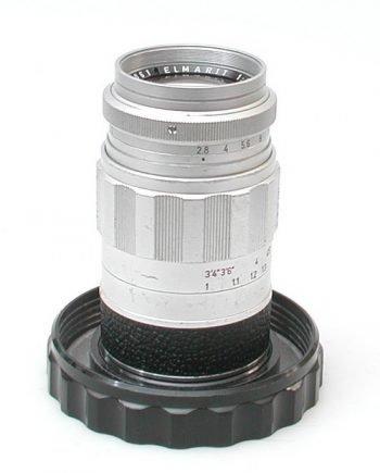 Leica Elmarit 90mm schroef
