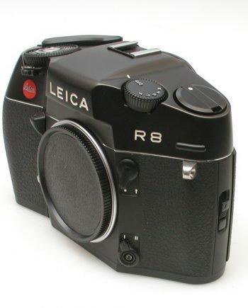 Leica R8 zwart