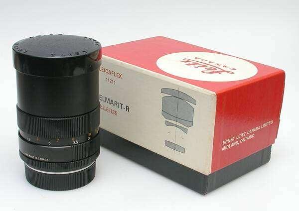 Elmarit-R 2.8/135mm 2-camera