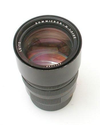 Summicron M 2.0/90mm E55 pre asferisch
