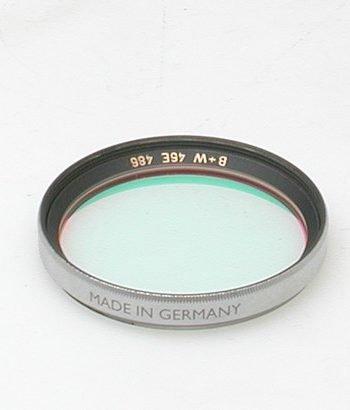 UV/IR chroom van B&W 48mm