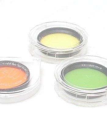 Groen, geel en oranje 39mm van B+W