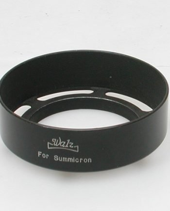 Walz zonnekap voor Summicron 50mm