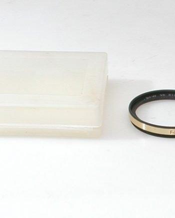 UV/Haze filter F-Pro Gold B+W 39mm