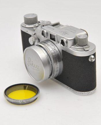 Leica IIIC met Summitar 2,0/50mm