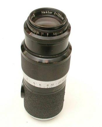 Hektor 135mm