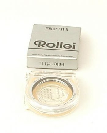 Rollei H1 filter