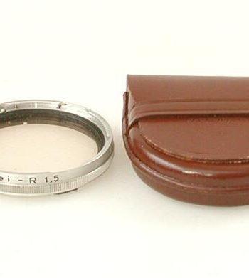 Rollei R1,5 kleurconversie filter