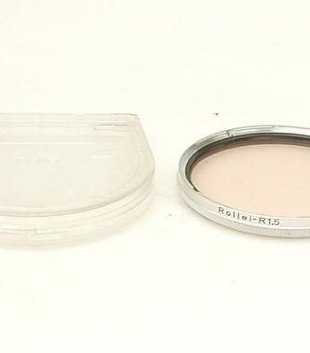 Rollei R1,5 kleurconversie filter bajonet 6