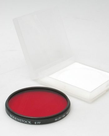 Rodenstock 77mm rood filter