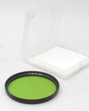Polarisatiefilter groen en oranje bajonet 6