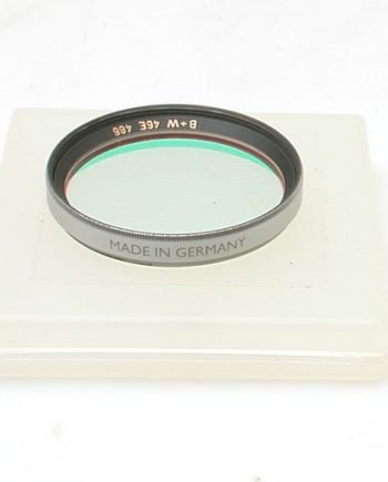 UV/IR filter 46mm B+W digitaal Pro in zilver chrome