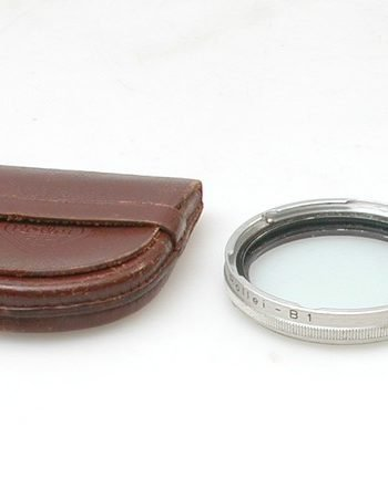 Rollei B1 kleurconversie filter