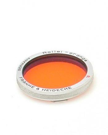 Rollei oranje filter