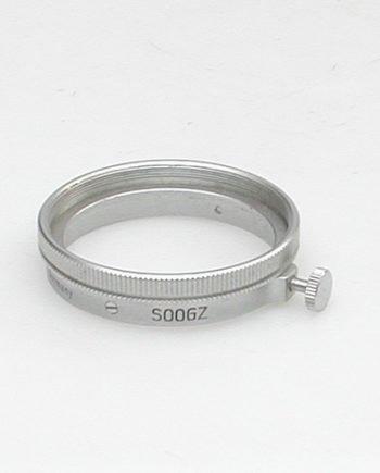 Adapter 39mm filters op A36 objectieven