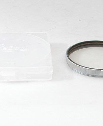 UVa chroom 58mm filter
