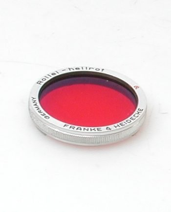 Rollei roodfilter