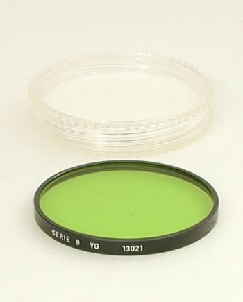 Leitz geel/groen serie 8 filter