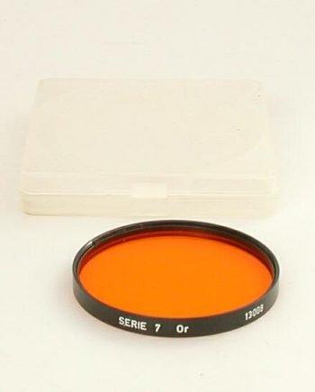 Leitz oranje serie 7 filter