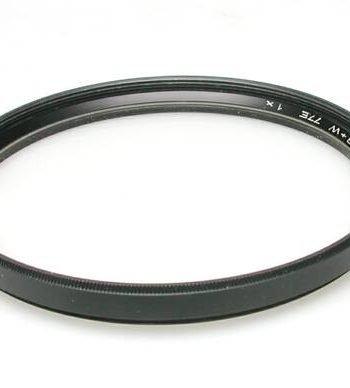 B+W filter UVa 77mm