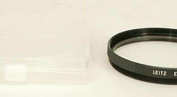 Leitz UVa filter 60mm
