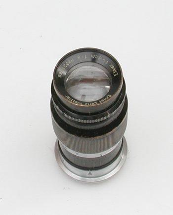 Leica Elmar 90 mm schroef lens