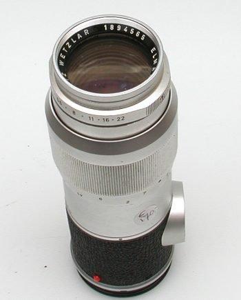 Leica Elmar 1.4/135mm lens