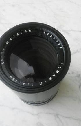 Leica Elmar-R 180mm