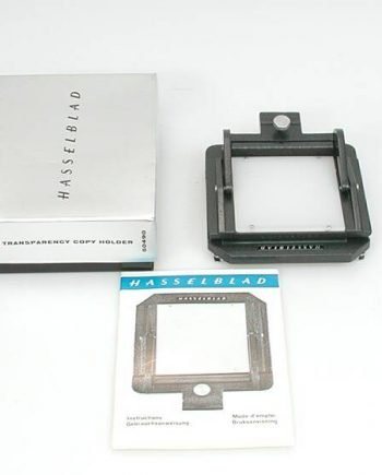 Hasselblad transparante kopie houder