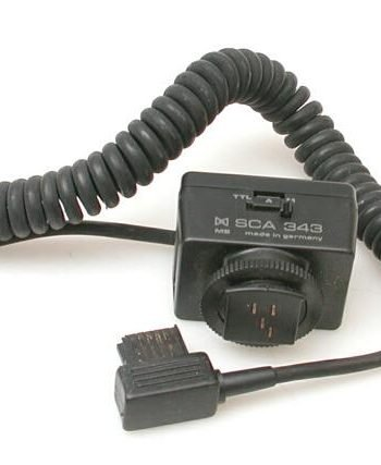 Nikon SCA 343 adapter