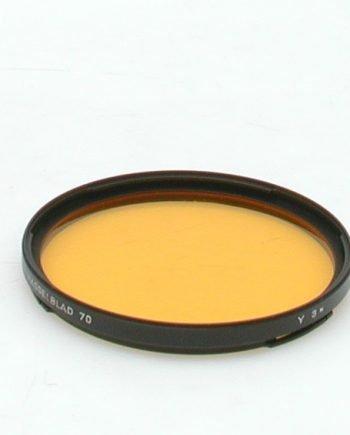 Hasselblad geel 3x filter 70