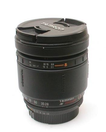 Tamron 28 - 200 mm lens