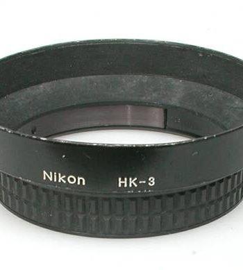 Nikon Zonnekap HK-3
