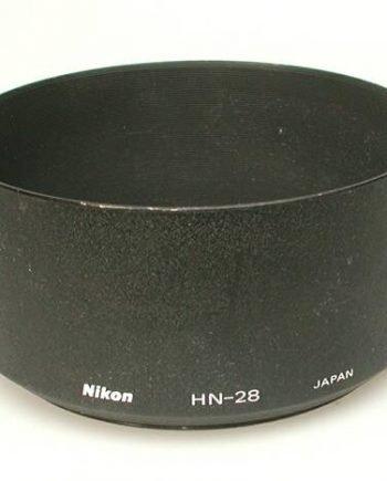 Nikon Zonnekap HN-28 E77
