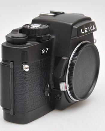Leica R7 zwart