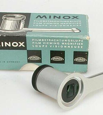 Minox vergrootglas