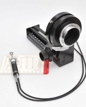 Balg R met dubbele kabelontspanner