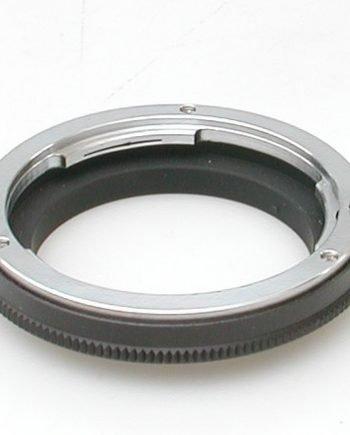 Adapter Leica reflexlenzen op Digilux 3 en andere camera's