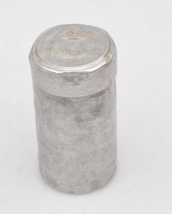 Leitz metalen container voor Elmar lenzen