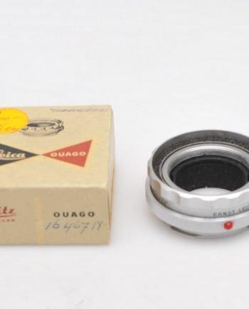 Scherpstelring OUAGO voor Elmar 4,0/90 mm lenskop