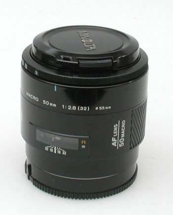 Minolta AF 50 mm macro