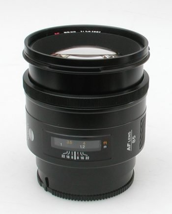 Minolta AF 85 mm