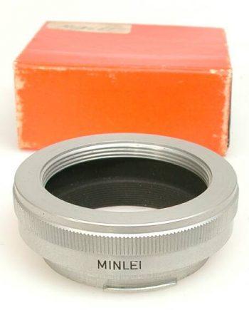 Novoflex adapter MINLEI