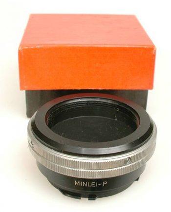 Novoflex adapter MINLEI-P