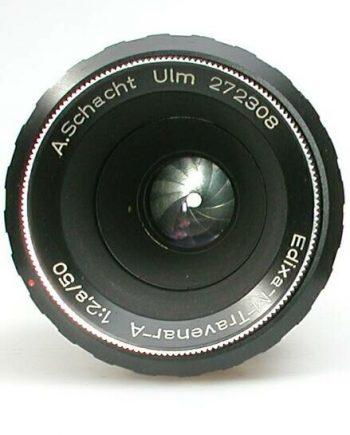 Schacht Edixa-M-Travenar-A 50mm