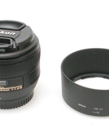 AF-S Nikkor 1.4/50mm G