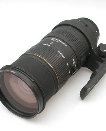 Sigma 4.0-6.3/50-500mm